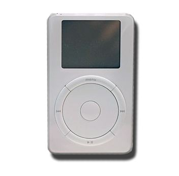 Apple Introduces the iPod