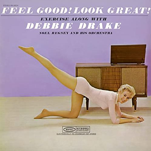 Debbie Drake Album Cover
