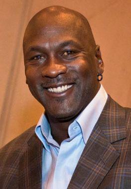 Michael Jordan in the year 2014