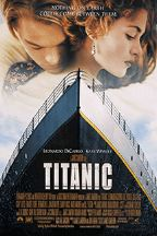 Official Poster of the film, The Titanic