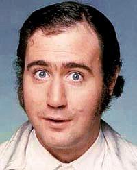 Portrait of Andy Kaufman