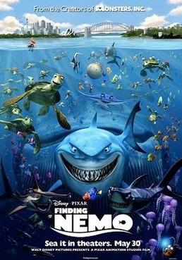 poster forFinding Nemo